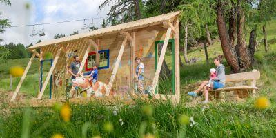 Zettersfeld Familienpark_3 ©Lienzer BergbahnenProfer & Partner