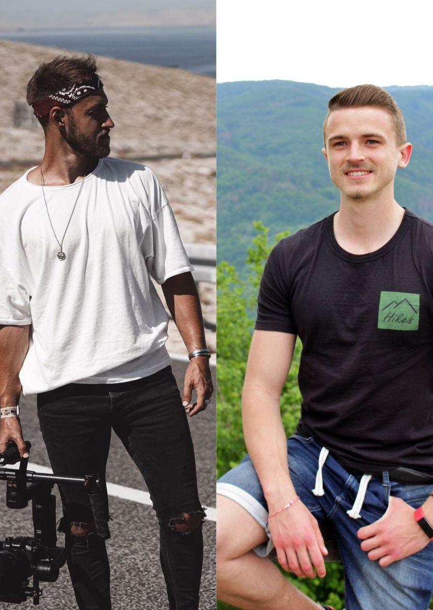Chris & Patrick vom Wandersommer 2020
