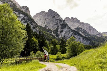 Naturschutzgebiet Kaiserbachtal (c) Sportalpen (2)