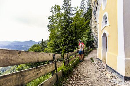Wanderung zur Gmailkapelle & Einsiedelei (c) Sportalpen (1)