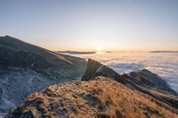 Wolkenmeer, Nationalpark Hohe Tauern, Christofer Kemperle