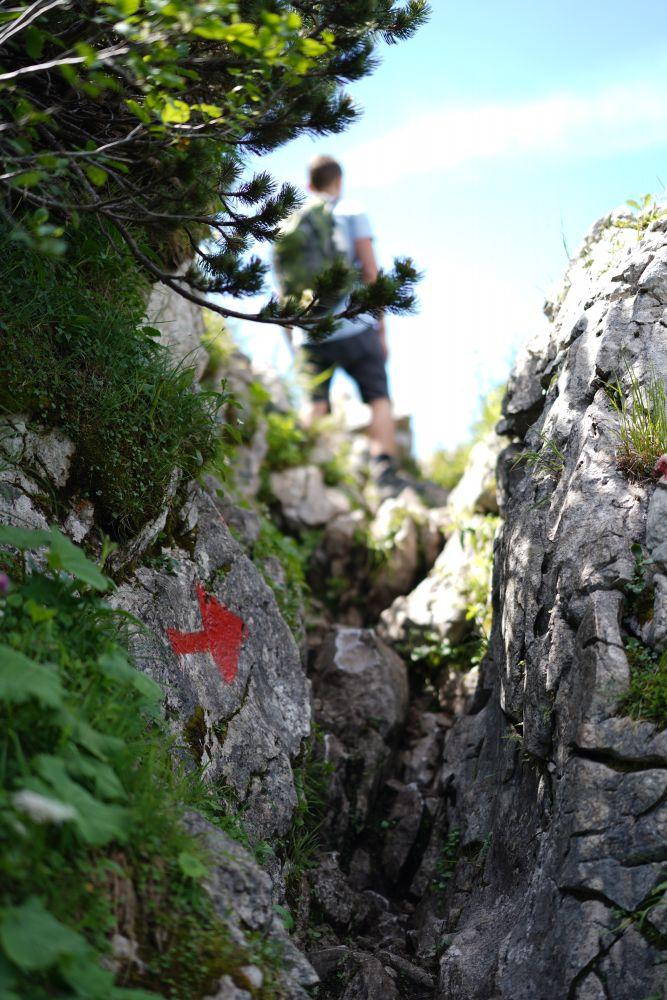 #2 Felsiger Aufstieg zum Donnerkogel
