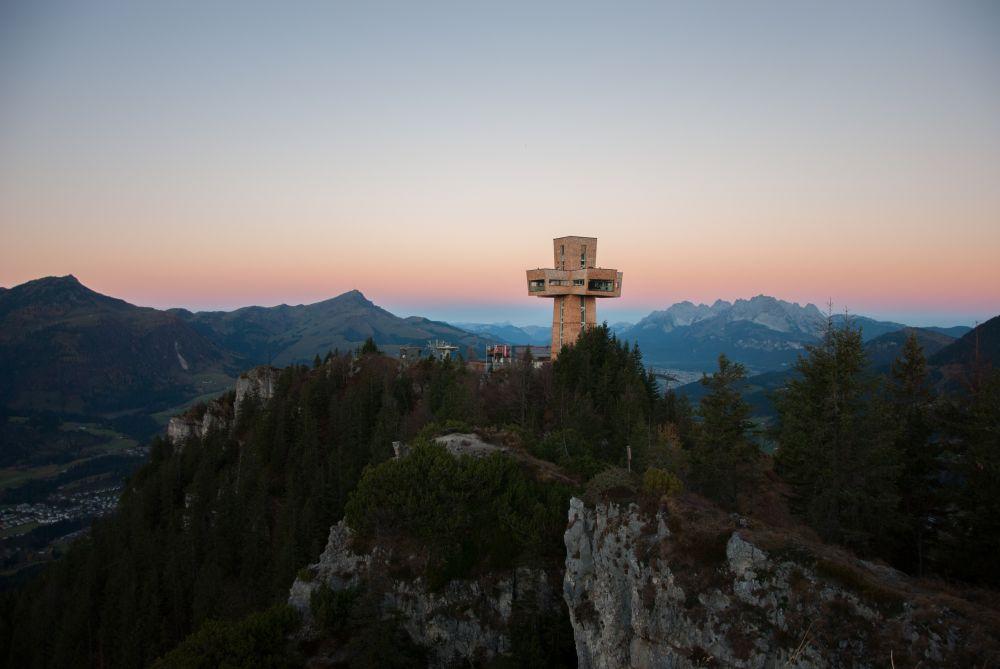 Jakobskreuz Morgenstimmung © Petra Astner
