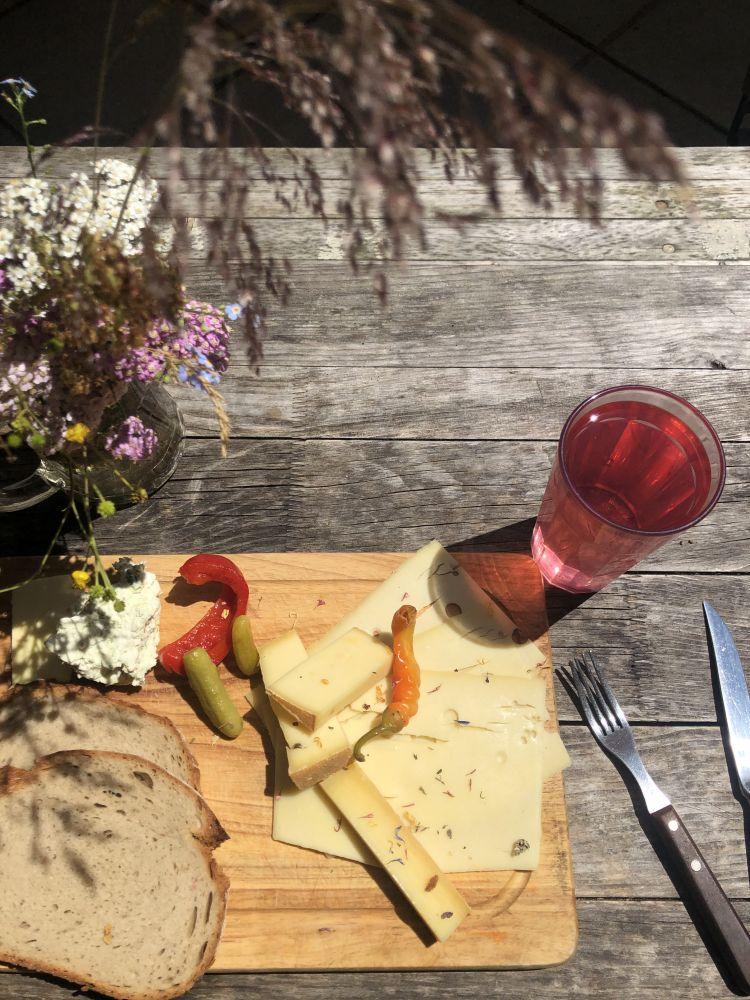 #1 Käse auf der Holzalm Käsealm