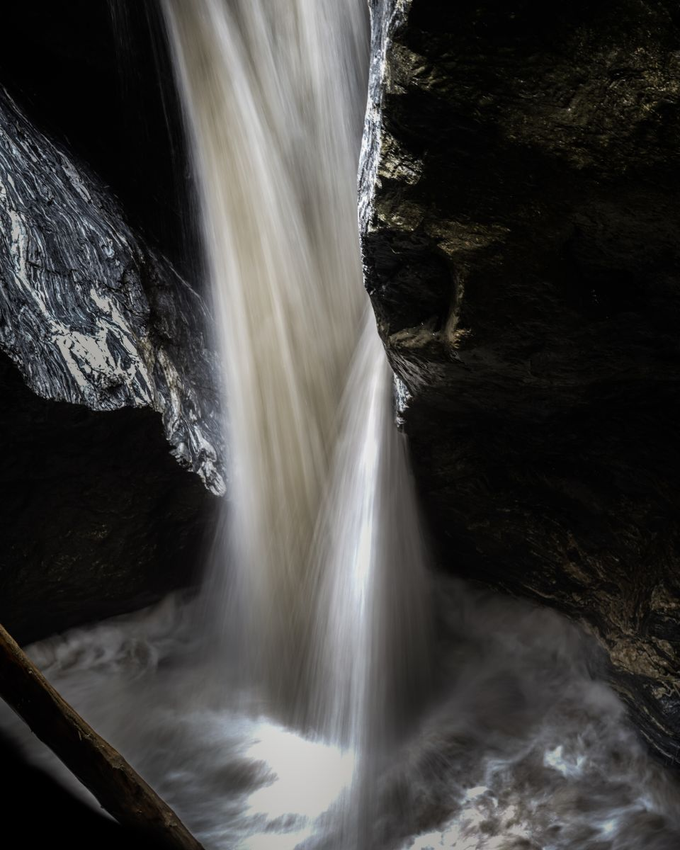 Lichtensteinklamm kleiner Wasserfall ©Christian Weber
