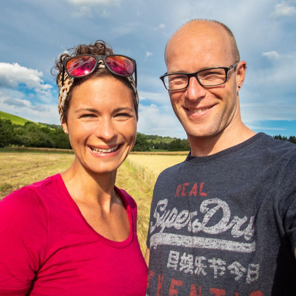 Myriam & Timo vom Wandersommer 2020