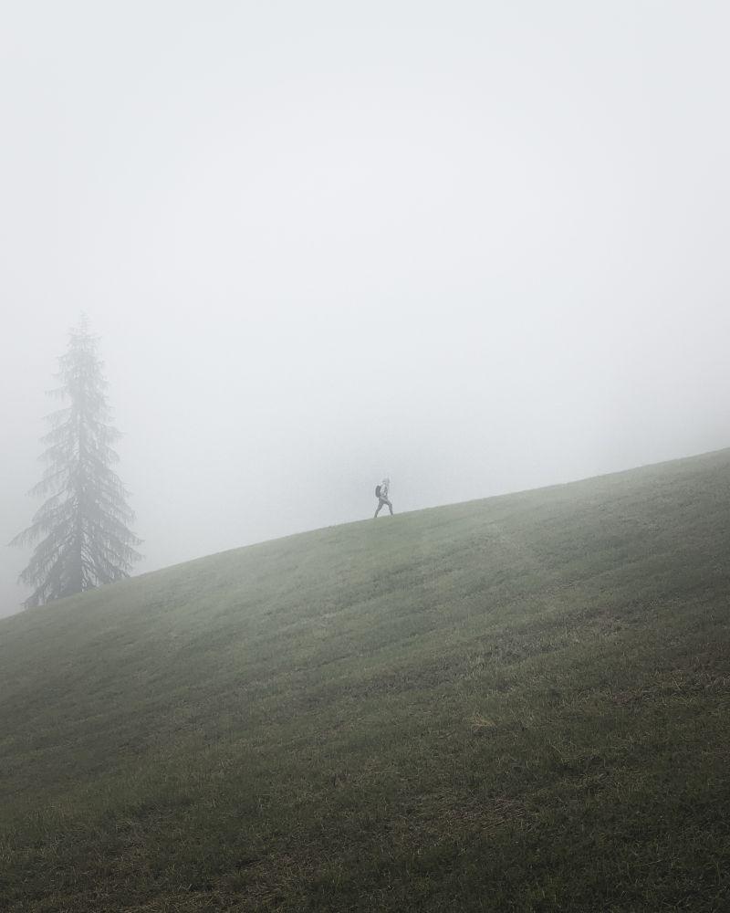 #4 Neblige Wanderung zum Remsteinkopf