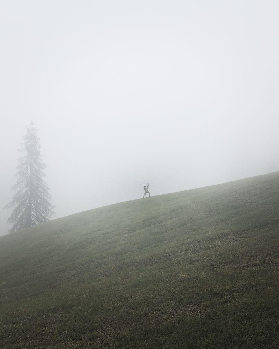 Neblige Wanderung zum Remsteinkopf 2 ©Christian Weber