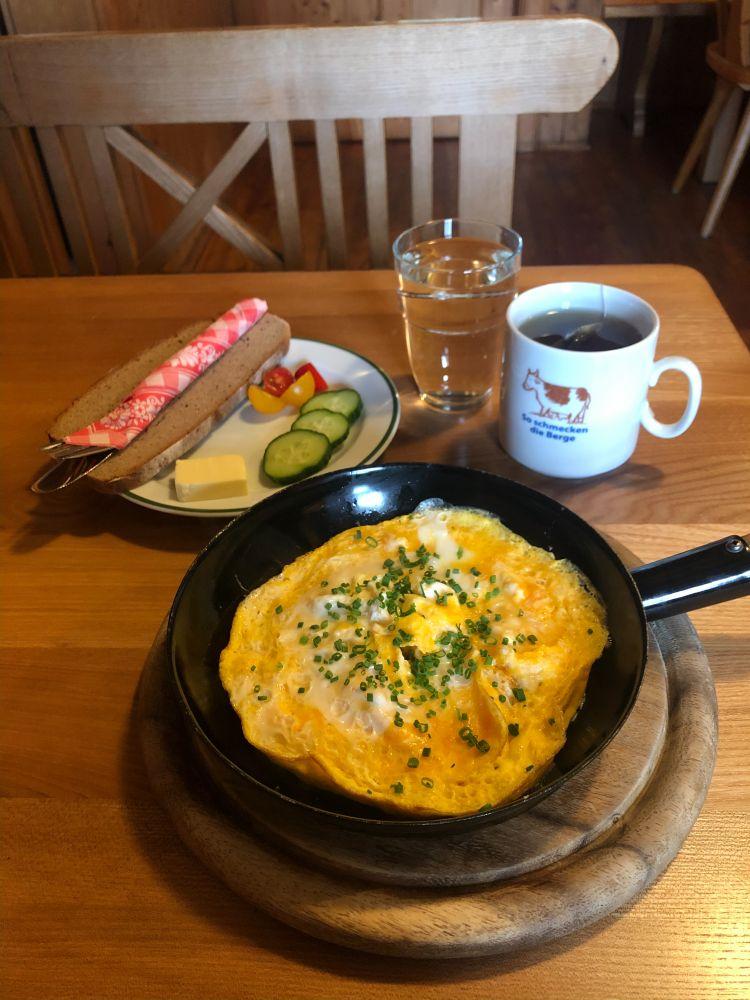#1 Regionales Frühstück in der Ybbstaler Hütte