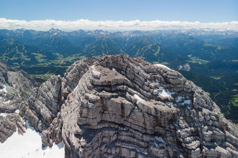 #3 Rundumblick vom Hohen Dachstein