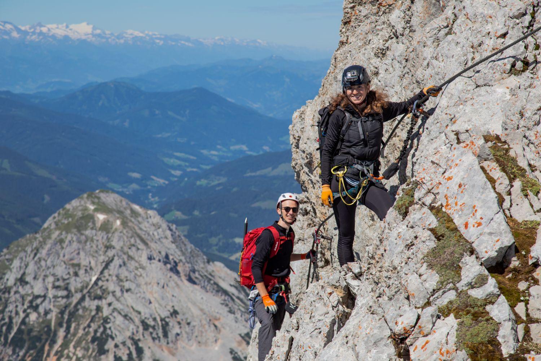 #1 Klettersteig Super Ferrata