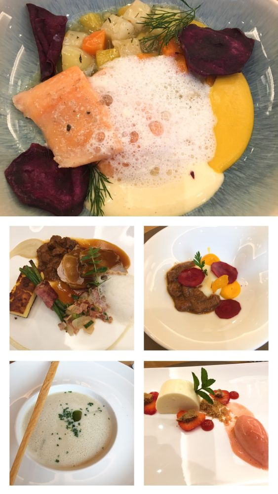 #3 Die Gourmet-Küche des Hotel Outside
