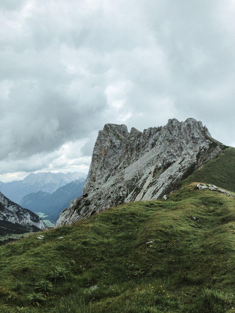 #4 Wanderung auf der Gehrenspitz