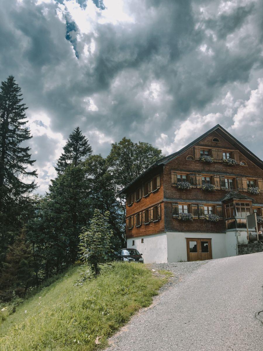 #5_Traditionelle Baukunst_Schröcken__Bregenzerwald_(c)bea_froehlich