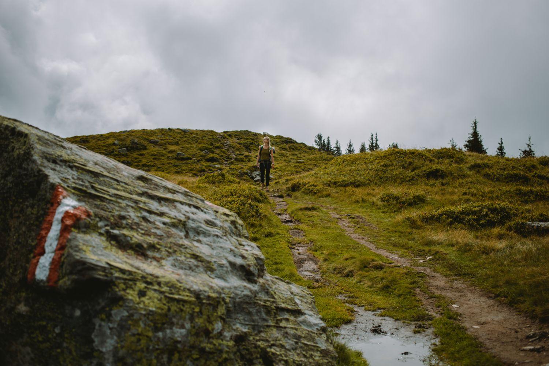 Gipfelwanderung auf den Guschen