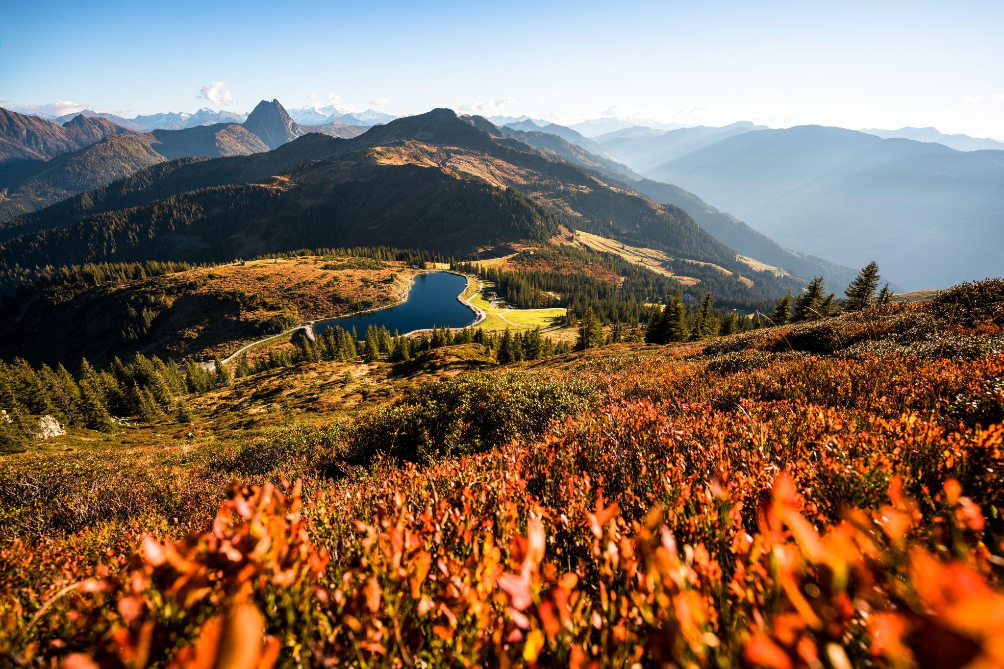 Herbst Kitzbüheler Alpen © Mathäus Gartner
