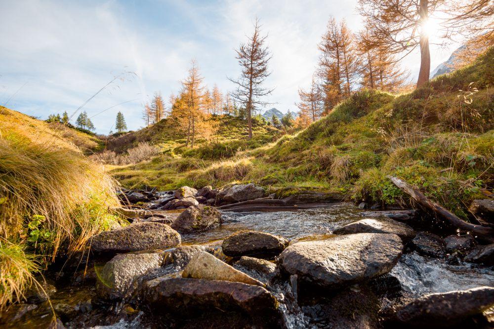Herbstimmung auf den Bergen in Gastein (c) Gasteinertal Tourismus GmbH, Marktl (1)