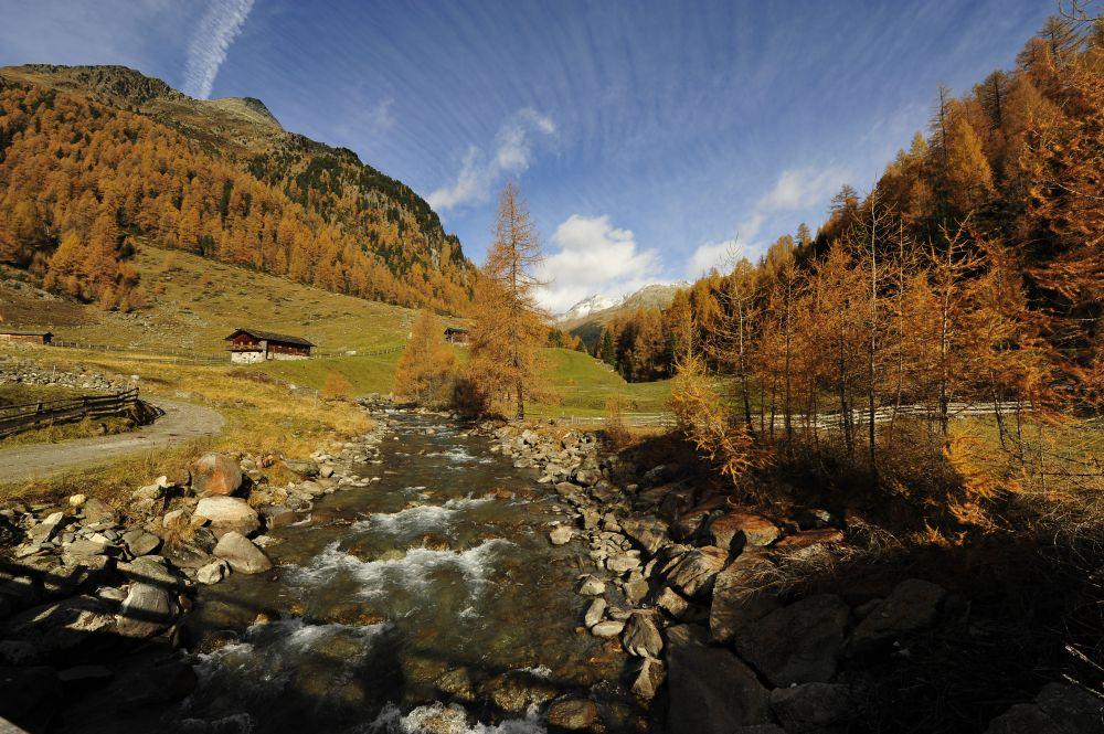 Herbstliche Stimmung im Defereggental_Herbst_(c)Blaha