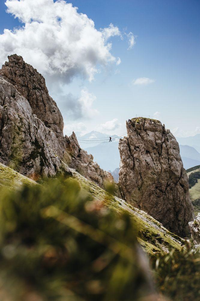#4 Klettersteig-Däumling