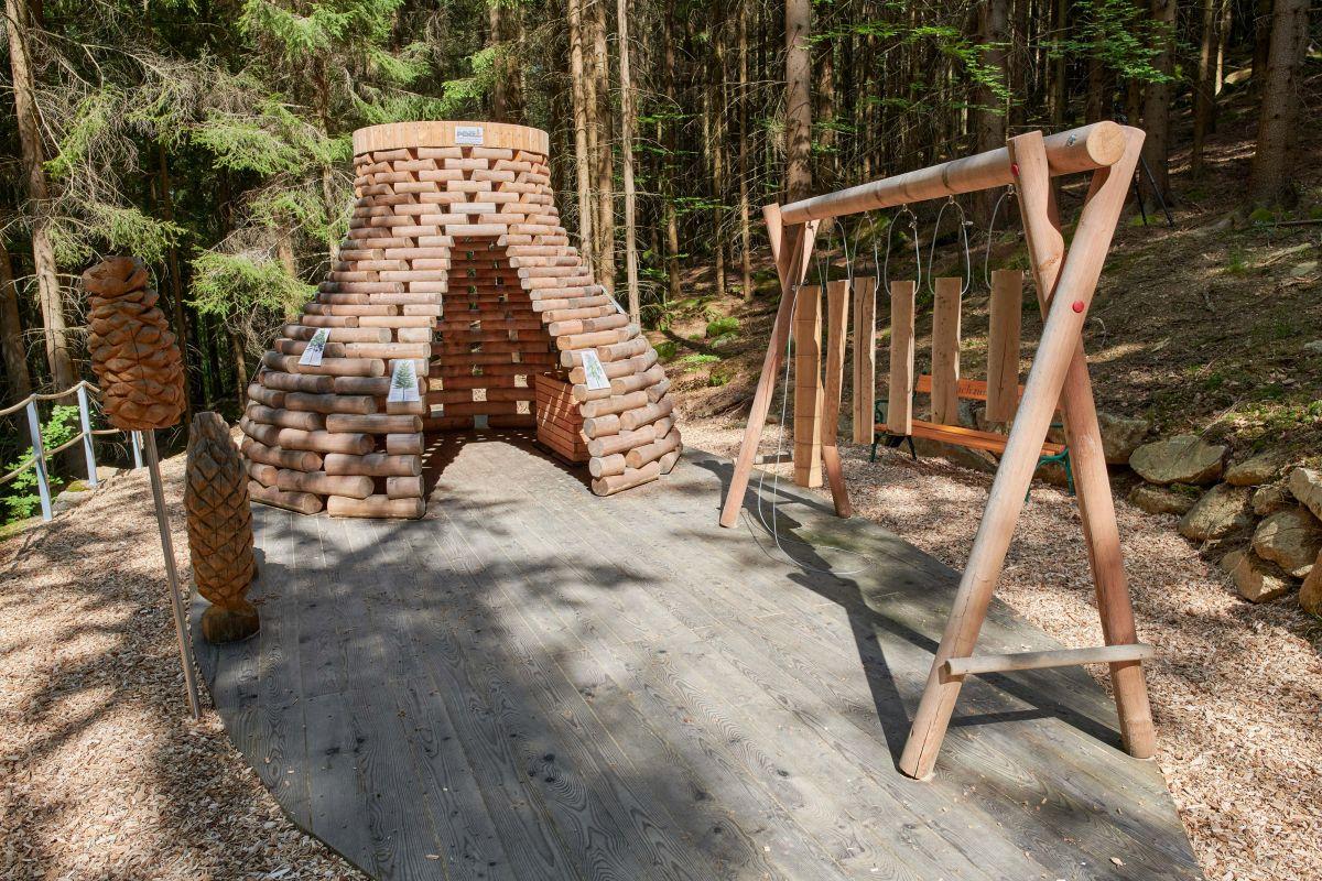 Nebelstein Holzwerkstatt © Gemeinde Moorbad Harbach, Reinhard Podolsky