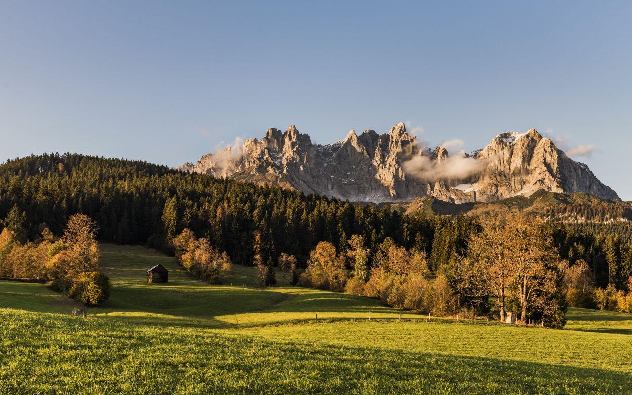 Panorama Herbst_Wilder Kaiser_Foto von Felbert_Reiter (3)