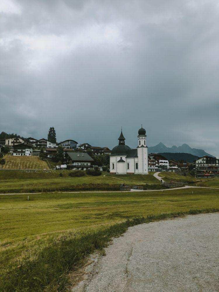 Kirche in Seefeld