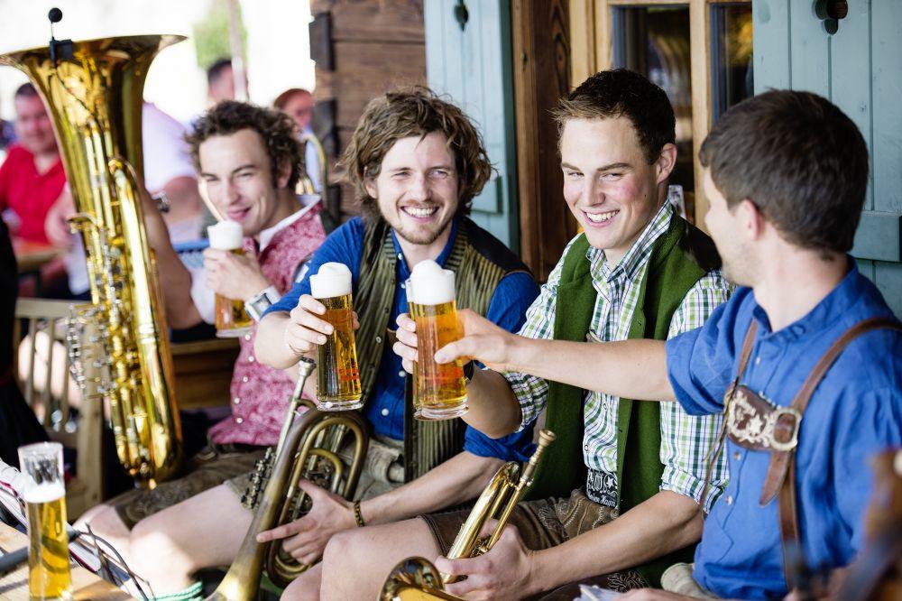 Veranstaltungen Feste feiern © Salzburger Saalachtal