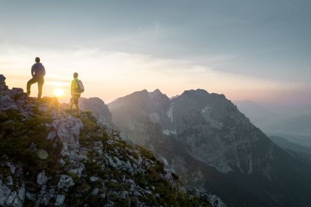 Wandern Gipfeltour_Wilder Kaiser_Foto Stefan Leitner (4)