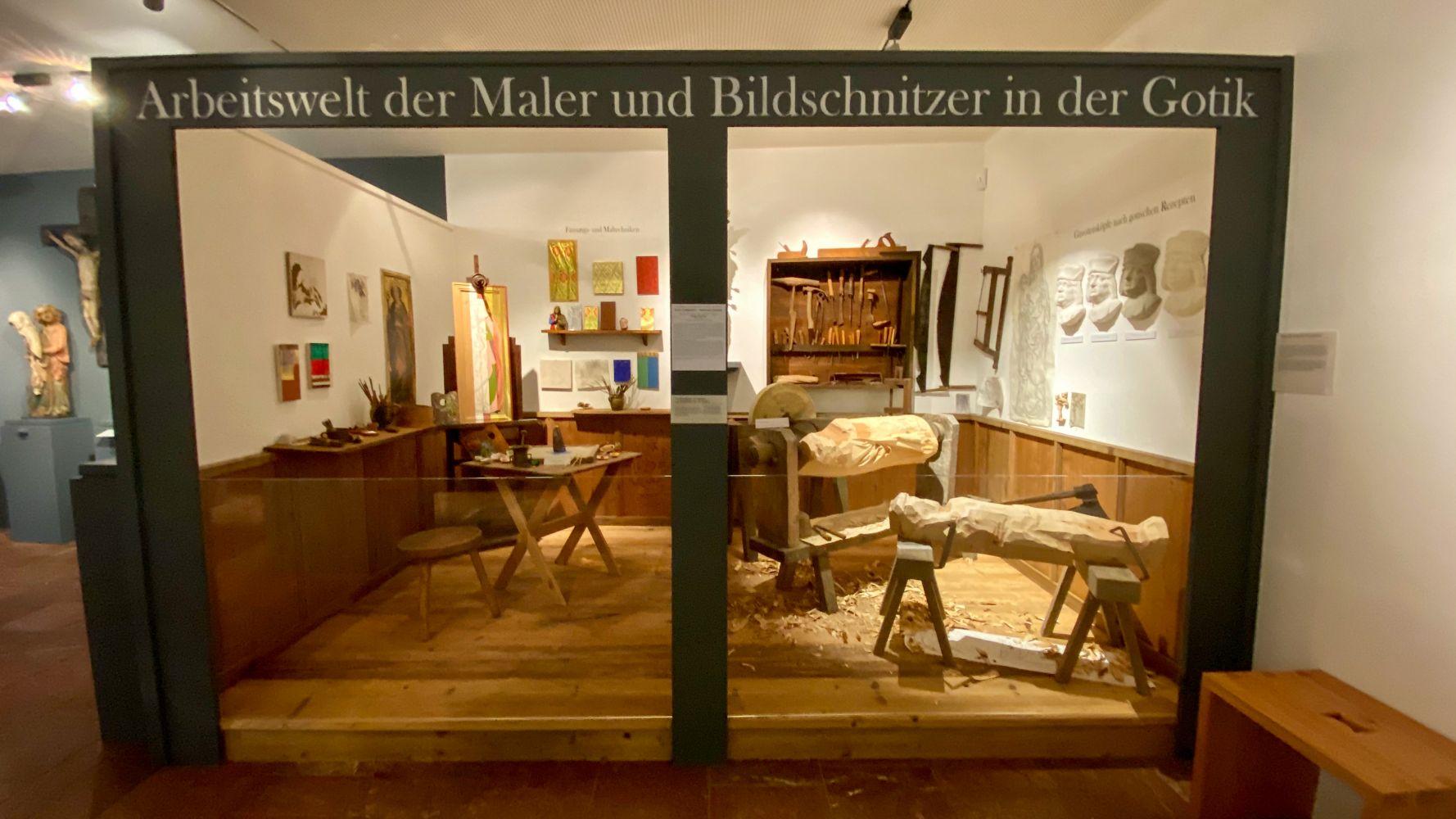 Bergbau&Gotikmuseum Saalachtal