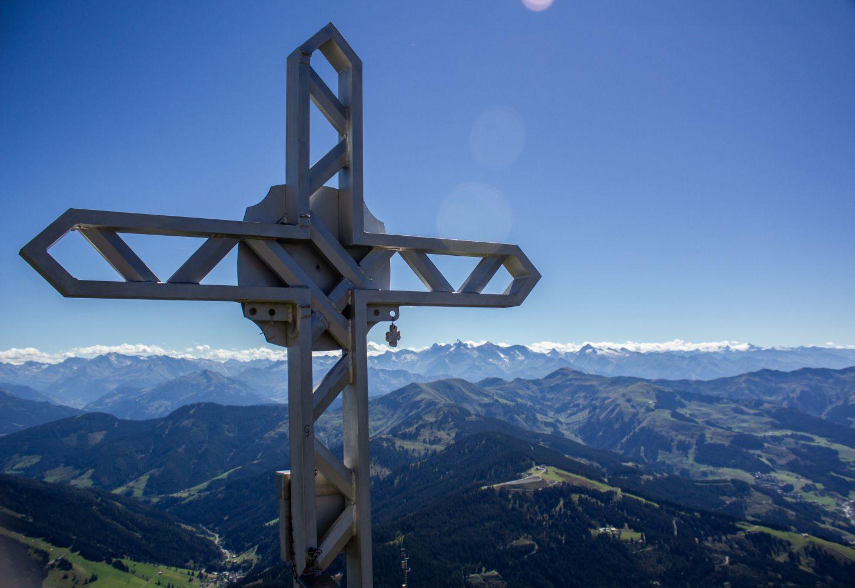 Gipfelkreuz am Lauskopf