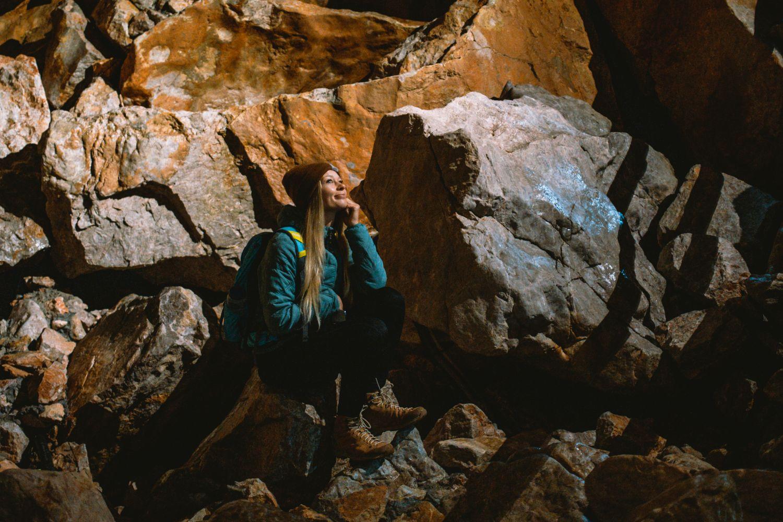 #2 Erkundung der Lamprechtshöhle