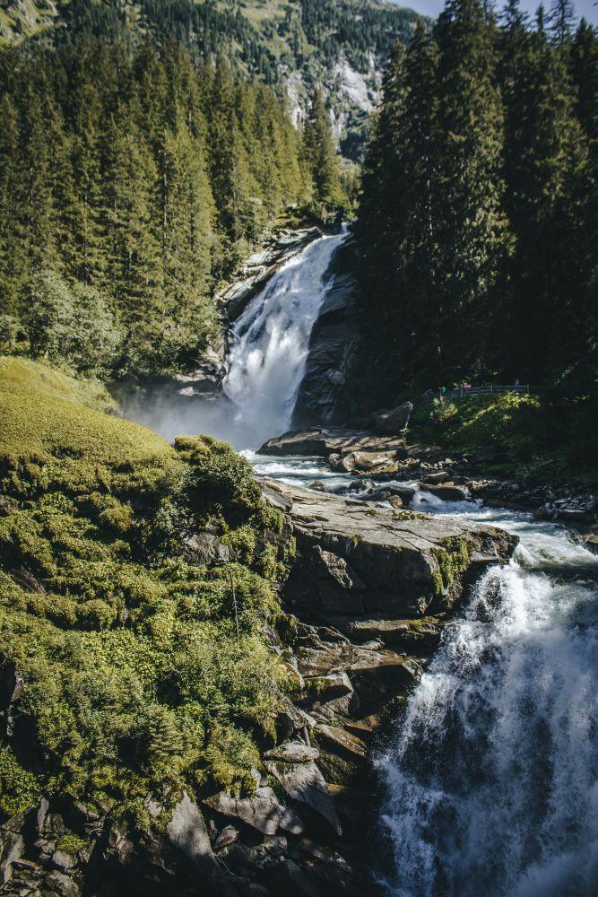 #3 Die Krimmler Wasserfälle