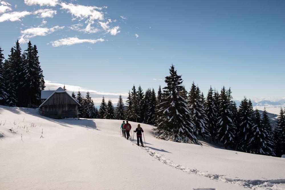 2014_Winter_Schneeschuhwandern_Saualpe_Eberstein © Region Mittelkärnten (2)