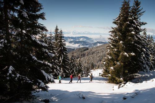 2014_Winter_Schneeschuhwandern_Saualpe_Eberstein © Region Mittelkärnten (4)