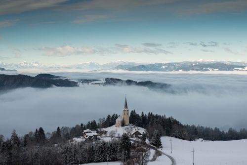 2014_Winter_Schneeschuhwandern_Saualpe_Eberstein_St. Oswald © Region Mittelkärnten