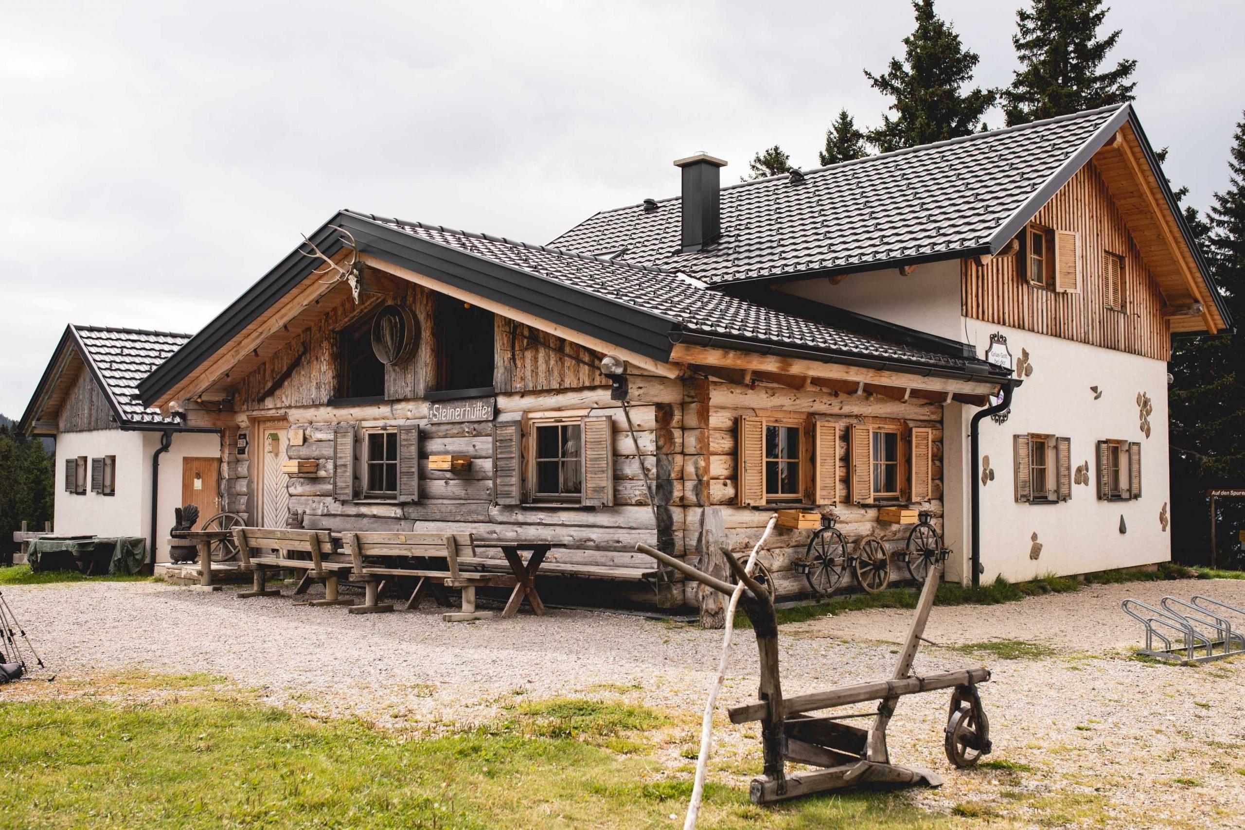 2019_Eberstein_Geheimnisvolles-Görtschitztal_Steinerhütte-© Region Mittelkärnten