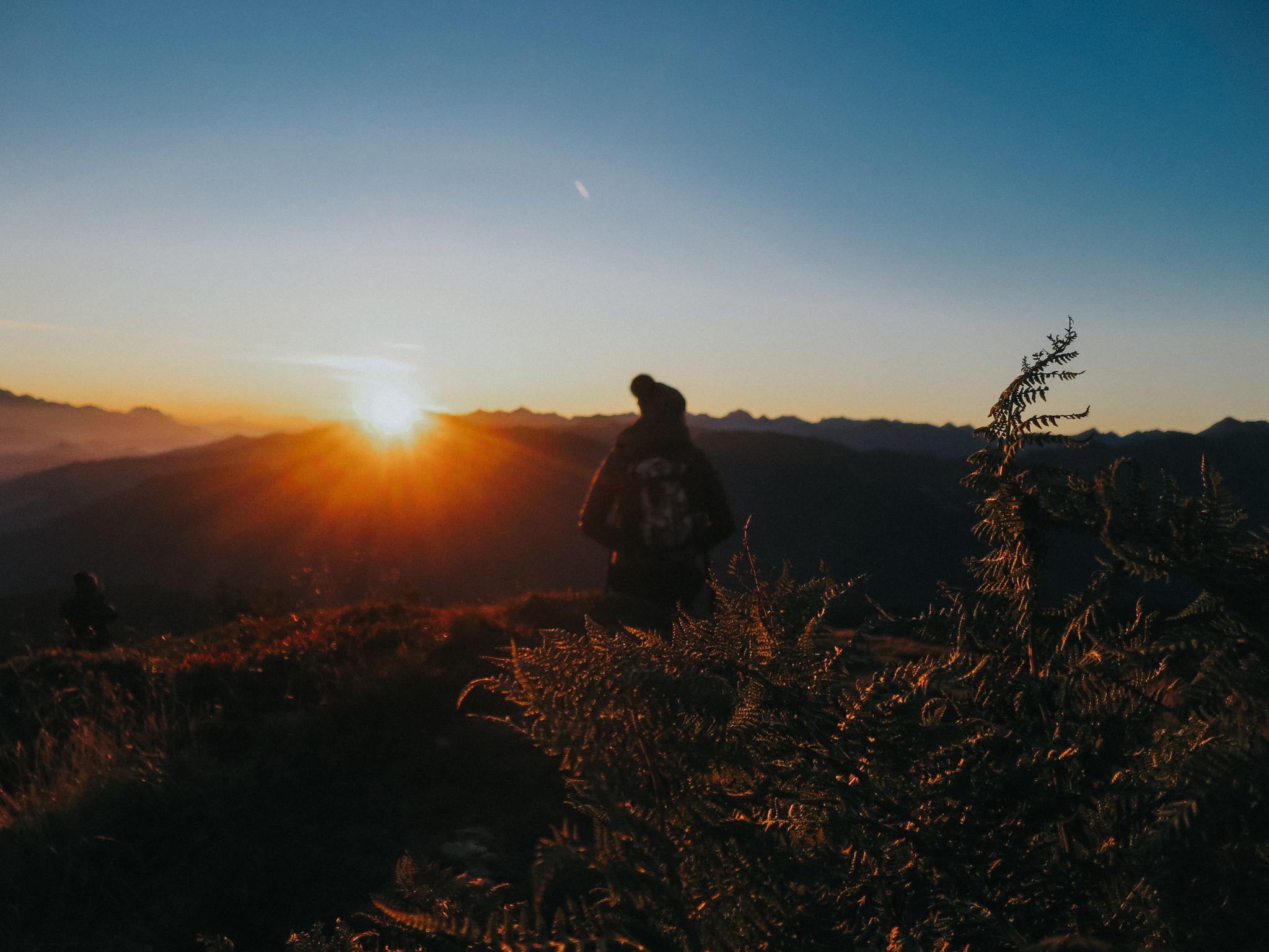 2019_Flachau_Sonnenaufgangswanderung
