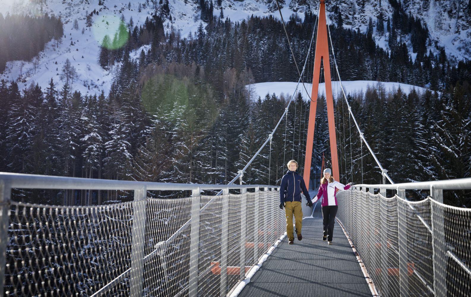 Golden Gate der Alpen & Baumzipfelweg