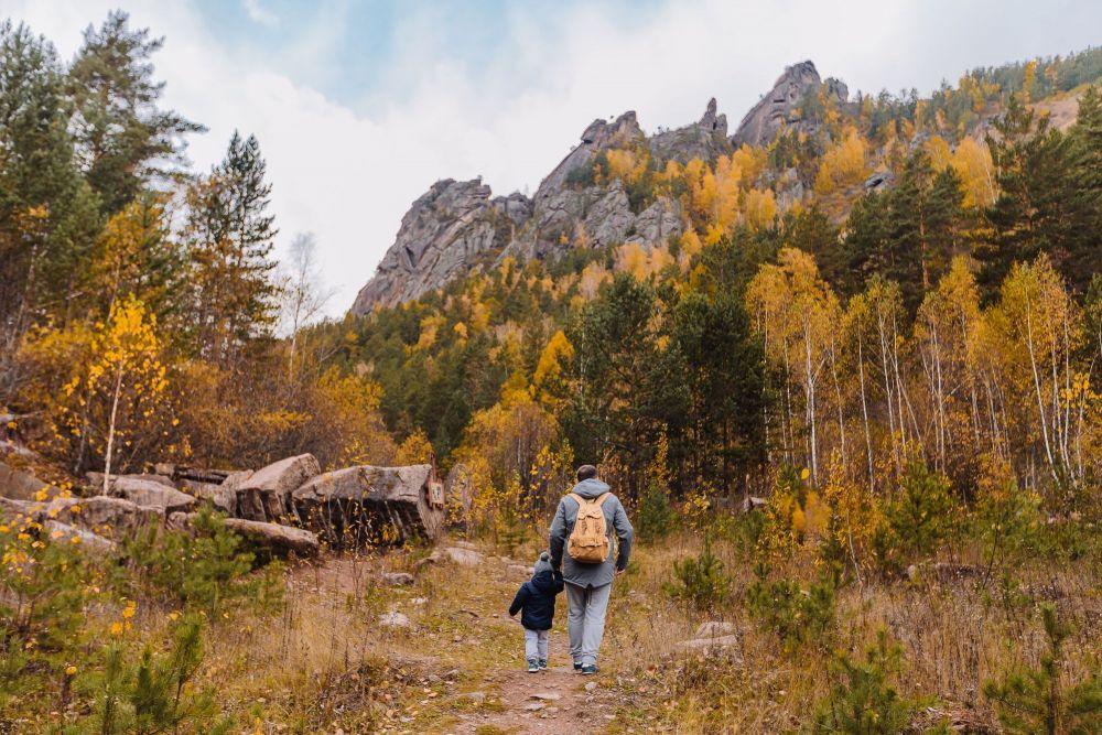 Herbstwandern © pexels