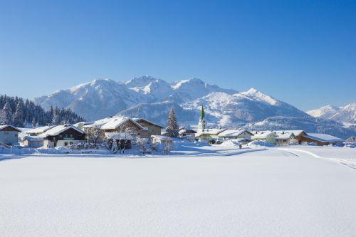 Hochfilzen Dorf - ©Helmut Lackner