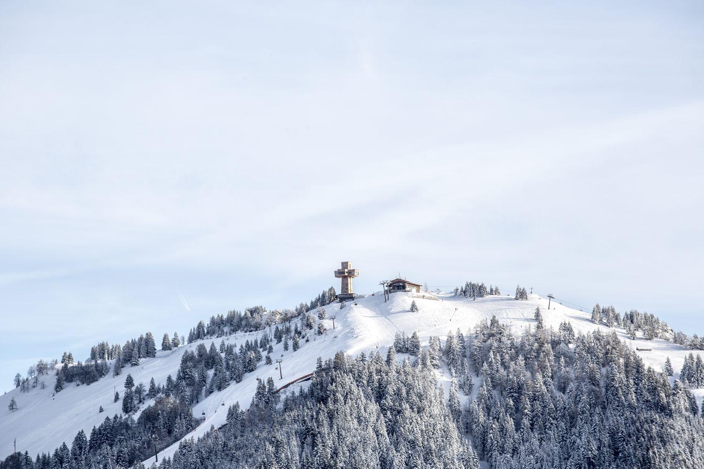 Jakobskreuz Winter