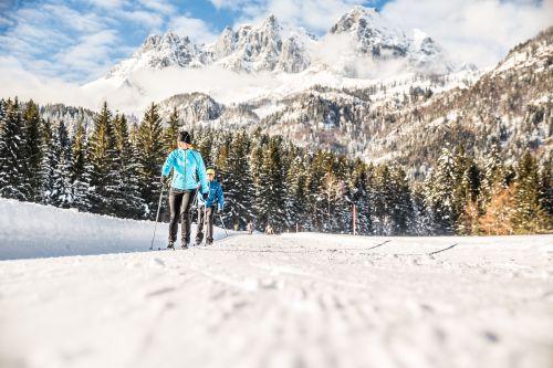 Langlauf_KitzbuehelerAlpen @ Mirja Geh, St. Johann in Tirol