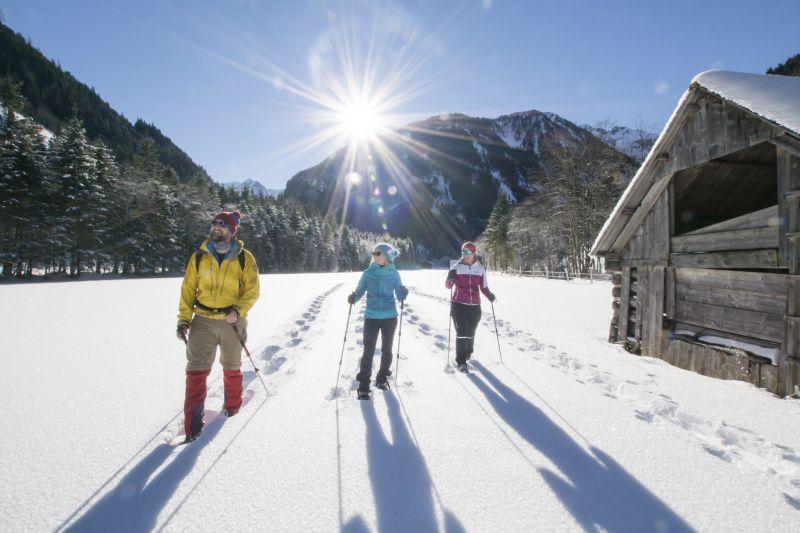 Schneeschuh-Obertal © Schladming