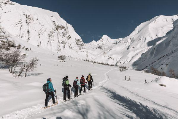 Schneeschuhwanderung GG c Nationalpark Hohe Tauern, Robert Maybach