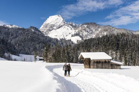 Winterwandern 2 Oberndorf in Tirol ©FranzGERDL , St. Johann