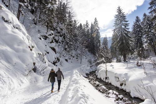 Winterwandern Oberndorf in Tirol ©FranzGERDL , St. Johann