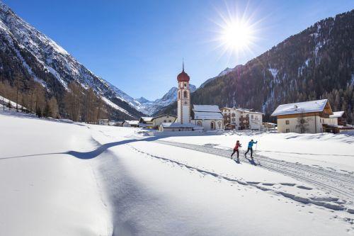 gries_langlaufen © Ötztal Tourismus