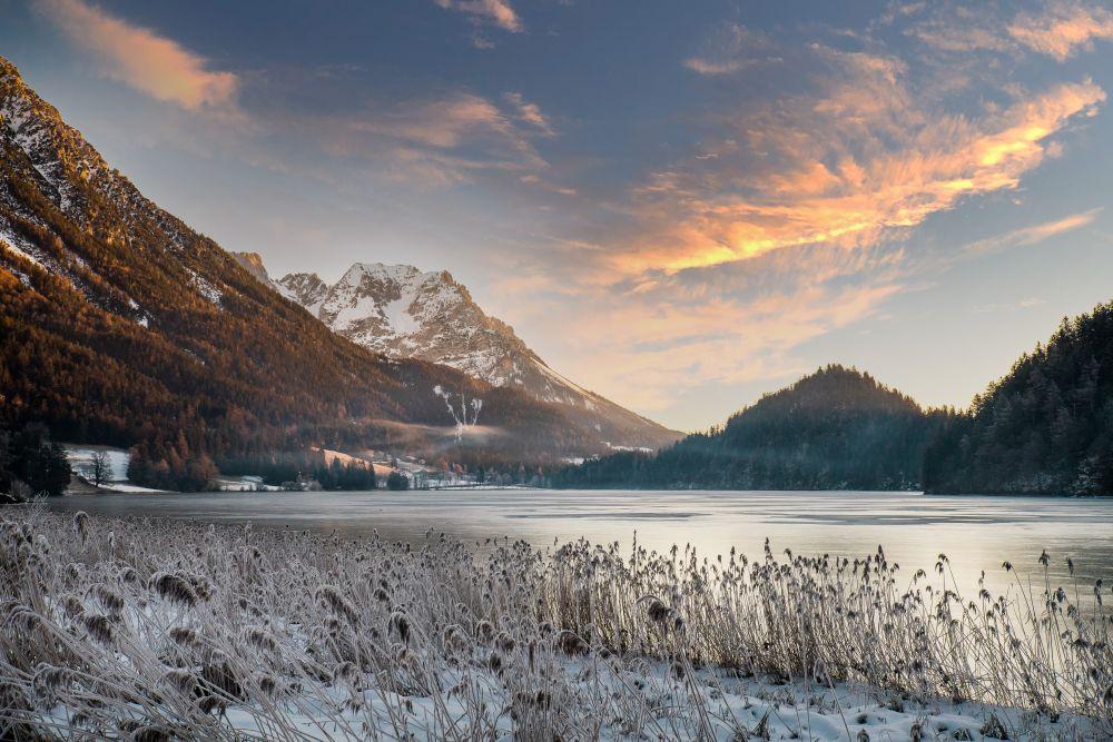 Hintersteiner See_Scheffau_Winter_Wilder Kaiser_Foto von Thomas Hennerbichler