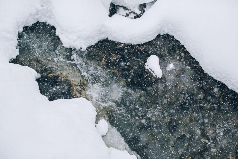 Ganz neue Perspektiven beim Winterwandern