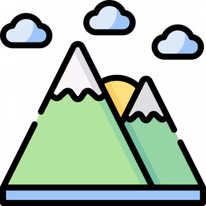 mountain © Flaticon